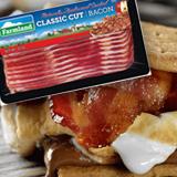 farmland classic cut bacon