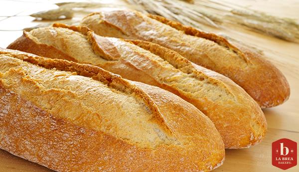 la brea bakery demi sourdough baguettes