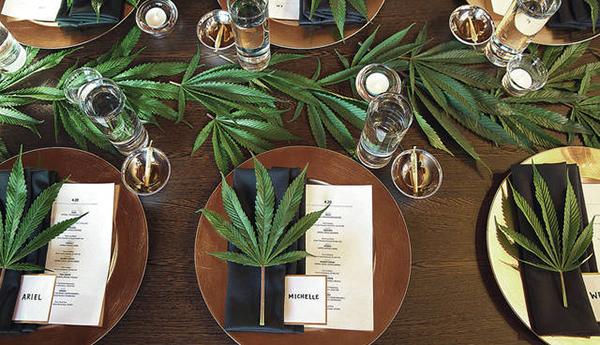cannabis restaurant
