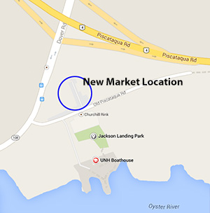 New Durham Market Location Map