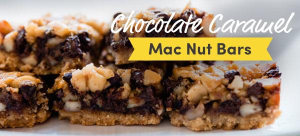 mac nut bars