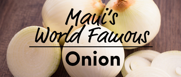 Maui's World Famous Onion
