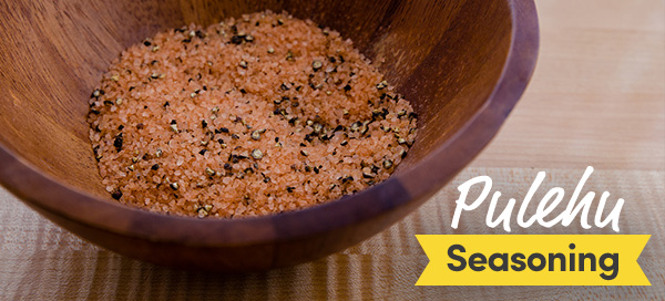 pulehu seasoning