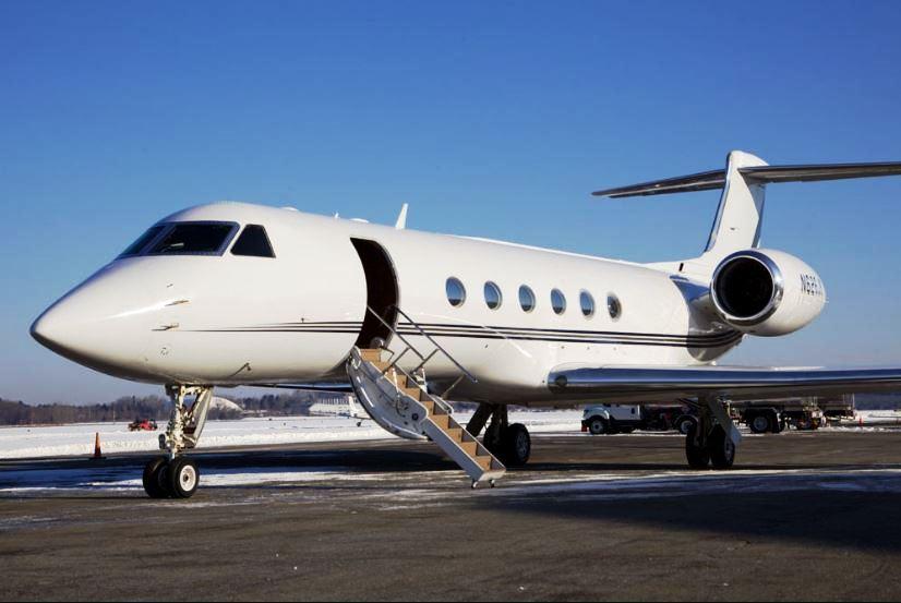 Gulfstream V ready