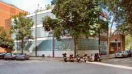 Foto: Nau Ivanow, centre de creació arts escèniques de Barcelona