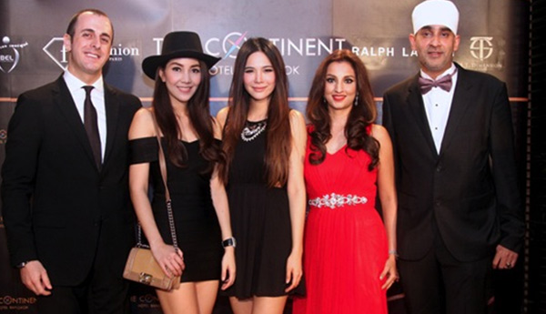 Continent Hotel Bangkok Launch Party