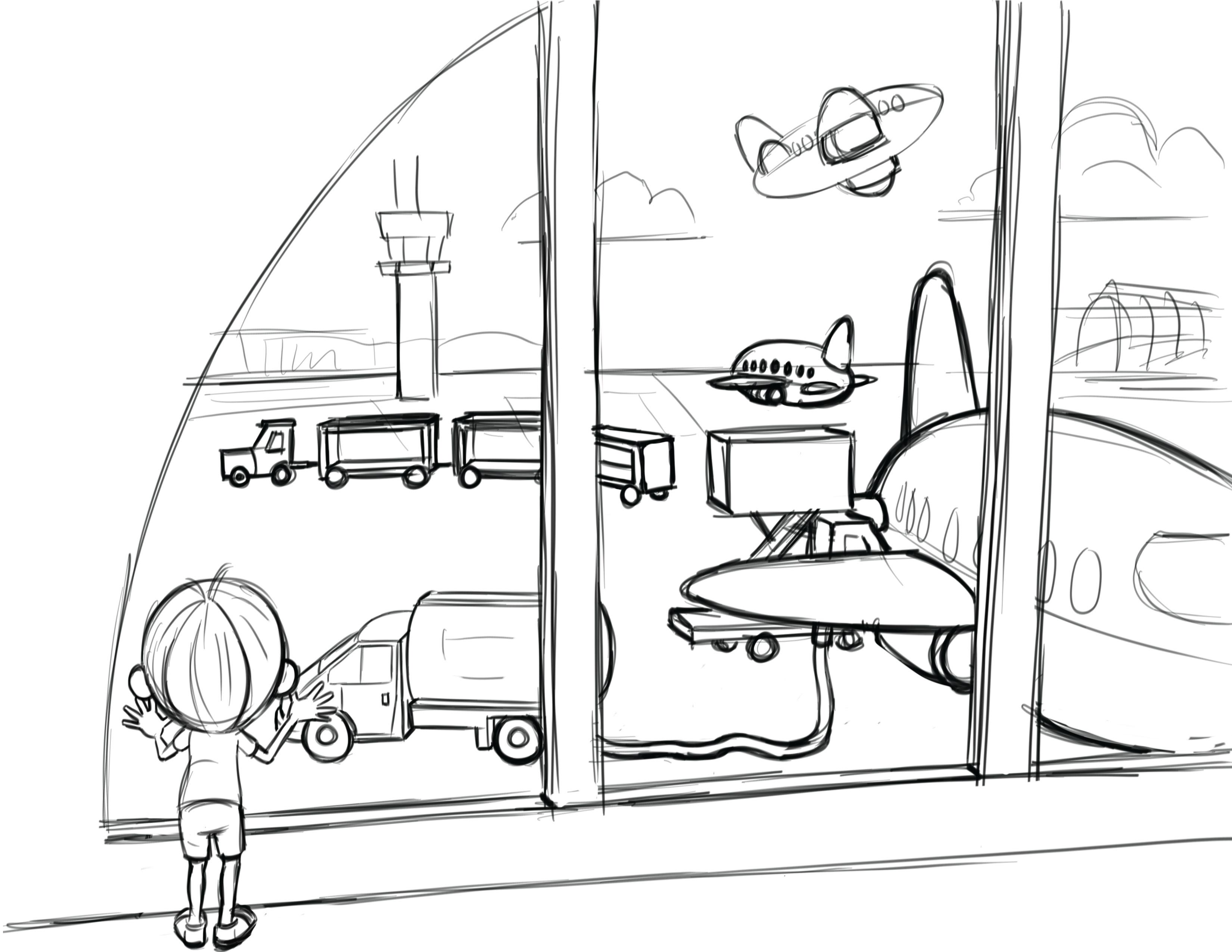 OROK Airport Robotics