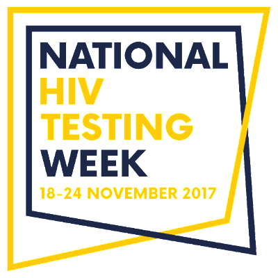 National HIV Testing Week 2017