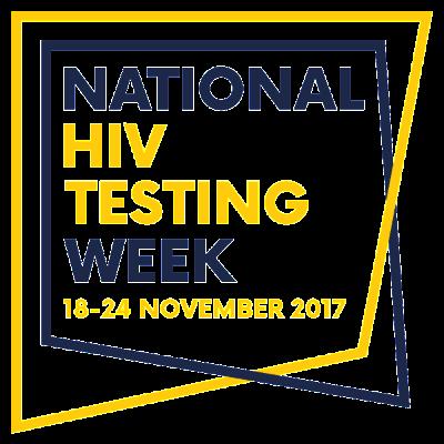 National HIV Testing Week 2017