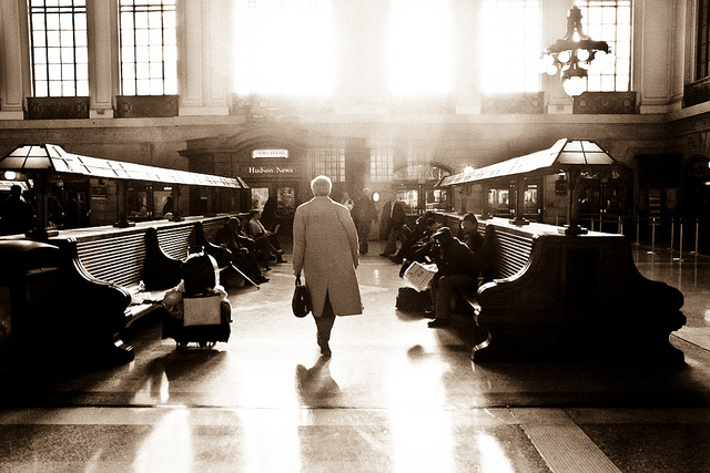 Waiting (By John Fraissinet, Flickr)