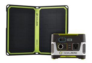 Goal Zero Solar Kits