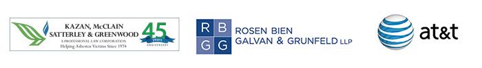 Kazan McClain LLP, Rosen, Bien, Galvan & Grunfeld LLP, AT&T