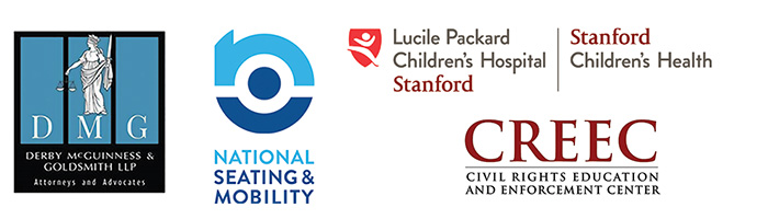 Derby, McGuinness & Goldsmith, LLP, National Seating & Mobility, Lucile Packard Children's Hospital Stanford, CREEC