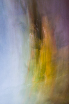 Fountain of Truth abstract photography by Nat Coalson