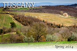 Photo Tour of Tuscany Italy Spring 2014