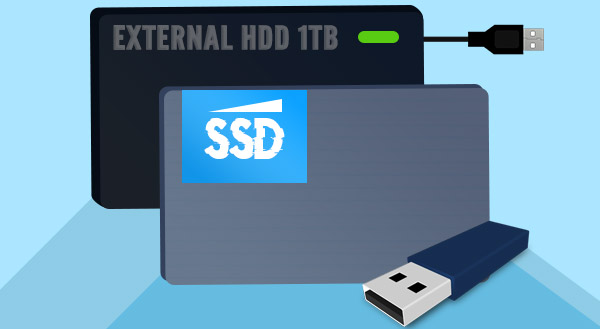 What is the best backup option for you?