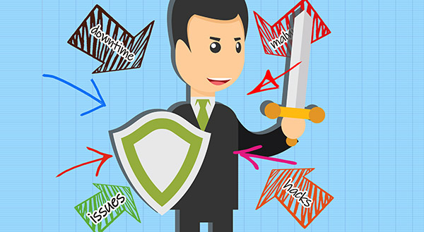 Defend your business from ongoing IT issues