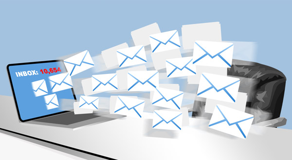 Is your inbox overloaded with emails?