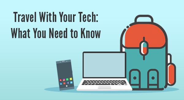 Travel Tech Tips