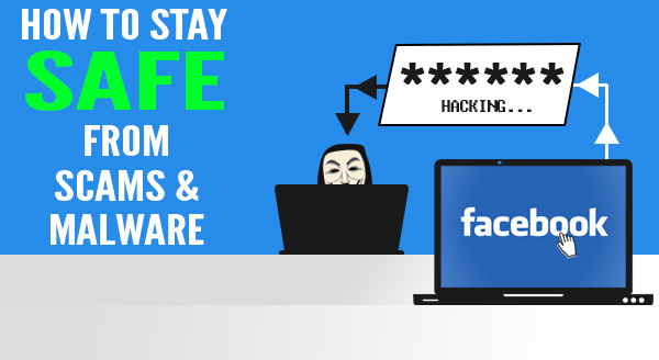 Stay Safe from FB Scams