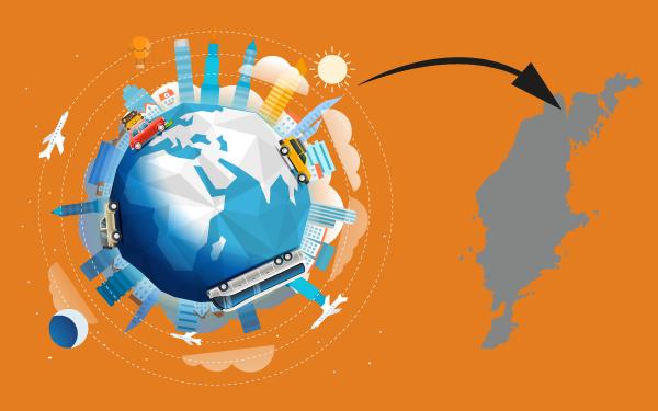 Världen närmar sig Gotland – hakar du på?
