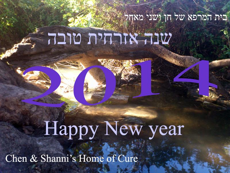 שנה אזרחית טובה לכולם Happy New Year all