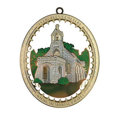 Wilde Chapel Ornament image