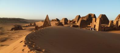 Grandes espacios y culturas milenarias