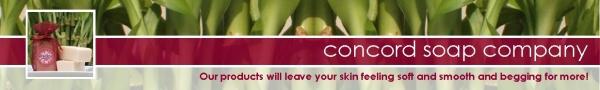 Concord Soap Company, LLC