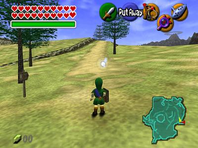 #4: Zelda Ocarina of Time
