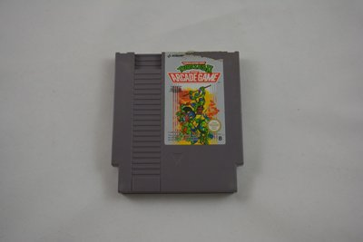 Turtles 2 NES