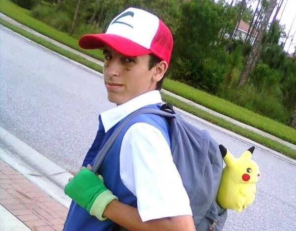 Pokemon Ash Ketchum Pet