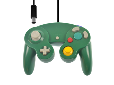 GameCube Controller Green