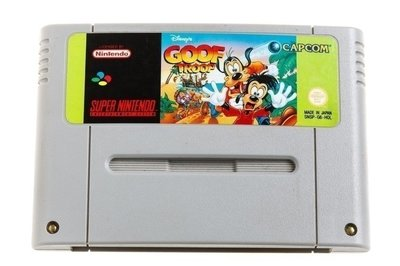 Goof Troop SNES