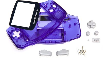GBA Shell Grape