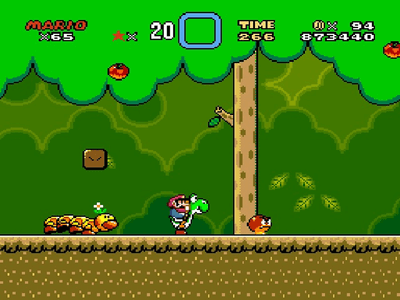 #1: Super Mario World