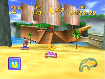 #8: Diddy Kong Racing