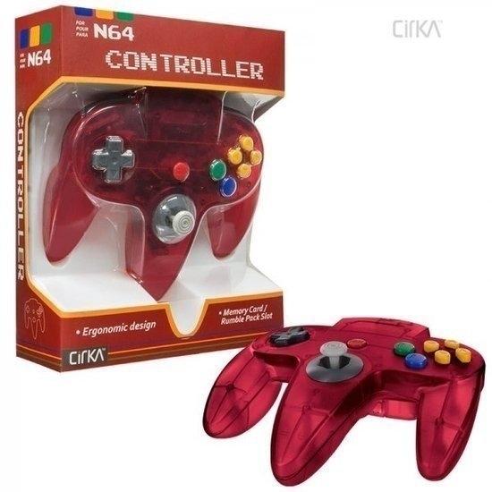 N64 Controller Watermelon
