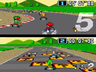 #4: Super Mario Kart