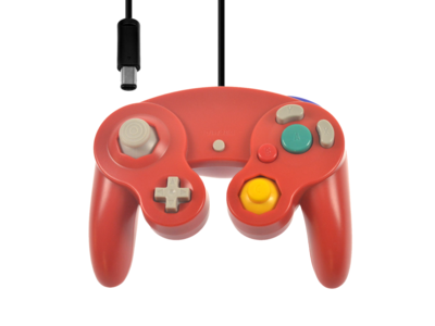 GameCube Controller Red
