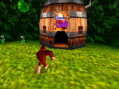 #7: Donkey Kong 64