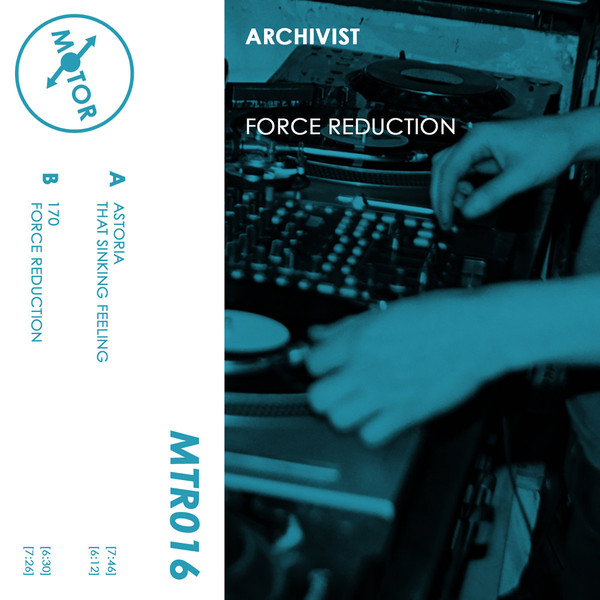 Archivist - Force Reduction (cassette) (Motor)