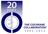20 years of  The Cochrane Collaboration