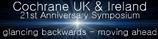 21st UK Cochrane Centre symposium