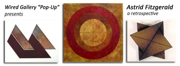 Dan Feldman Artist Talk - Wednesday, April 3, 2013 at Wired Gallery