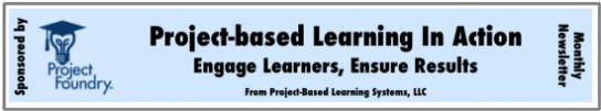 Becky's Corner: Project-based Learning In Action (sponsored by Project Foundry)
