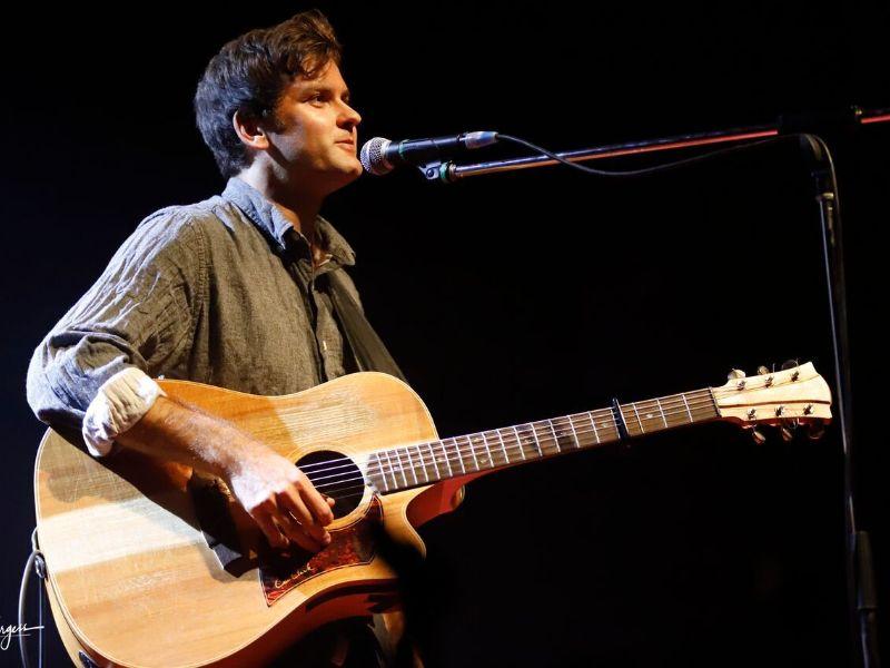 Daniel Champagne plays at Oddfellows Hall
