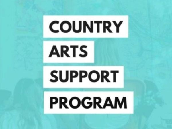 Country Arts Support Program Now Open