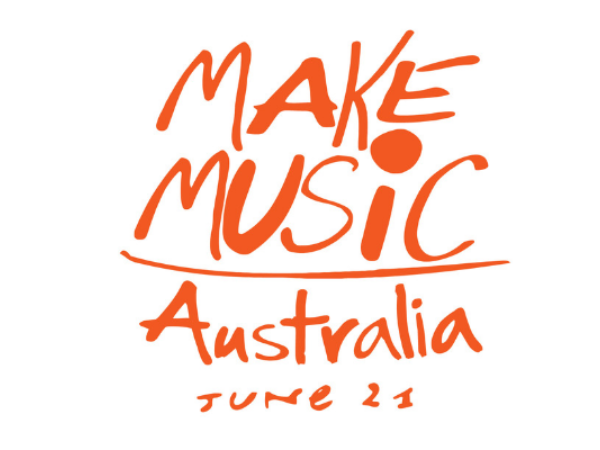 Make Music Australia Logo