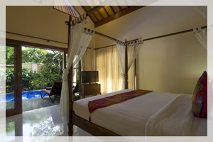 Beautiful Villa in Sanur #6573 - Bedroom